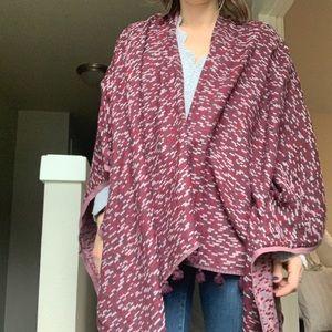 Lululemon blanket scarf wrap - OS